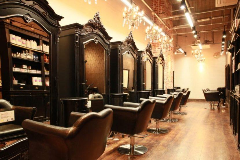 Hair salon Hayato Tokyo Roppongi
