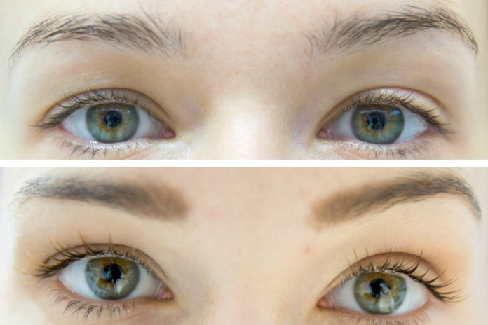 The Thick, Maintenance-Free Eyelashes of Your Dreams