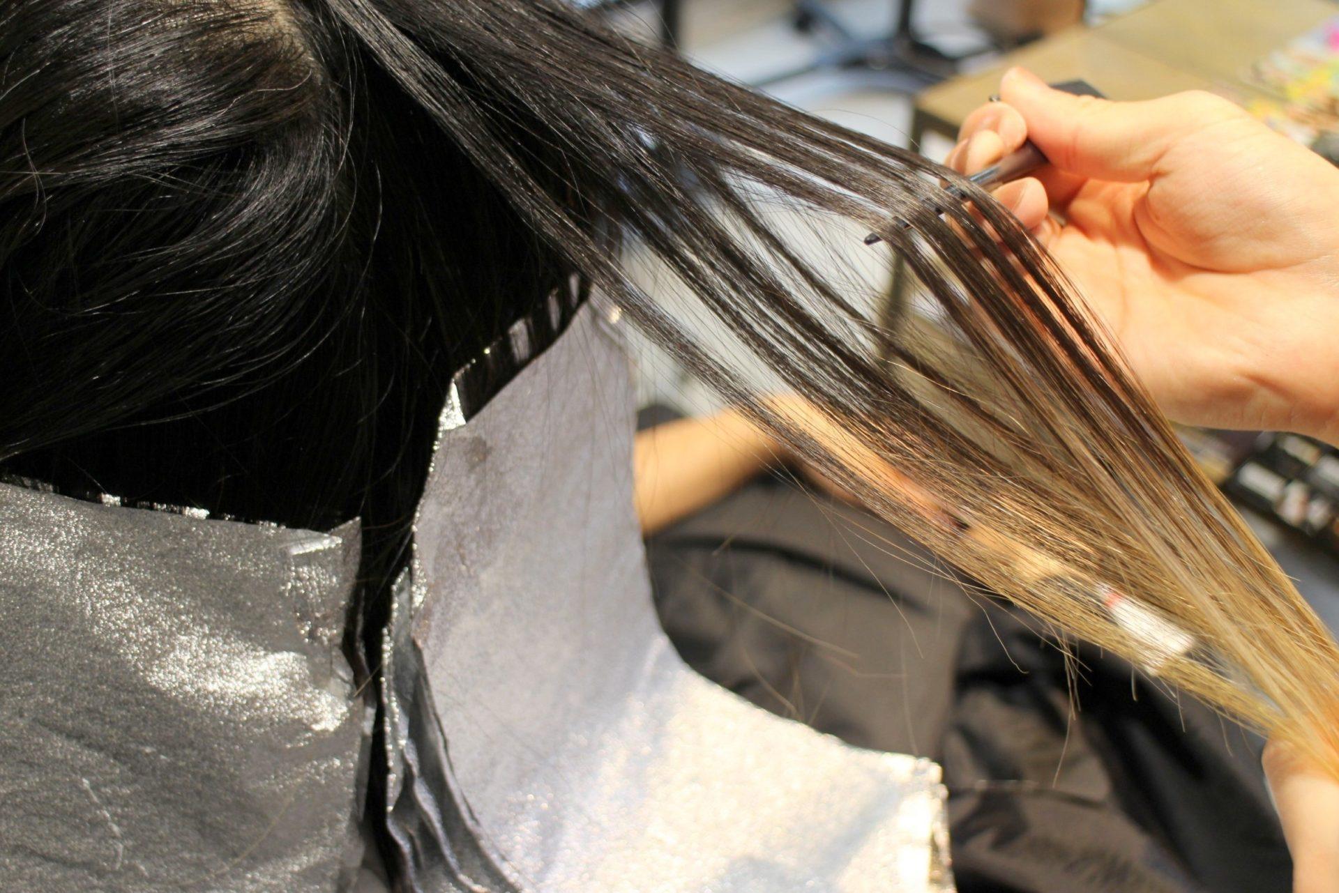 màu tóc - Hayato salon