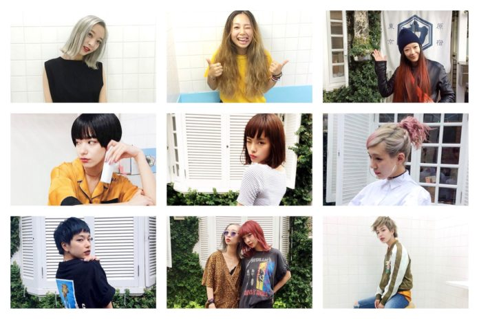 Get a New Look with Harajuku Street Style  at This Quirky-Cool Salon