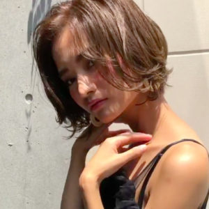 Hair Style of Roops salon in Omotesando, 東京