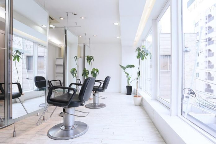 Hayato Tokio Omotesando Hair Salon