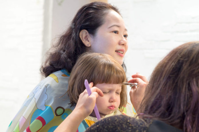 The Best Kids Haircuts Salon for Children & Moms in Tokyo