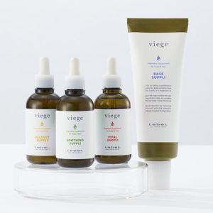 Sản phẩm sử dụng: bổ sung rau Viege cho Scalp & Tóc