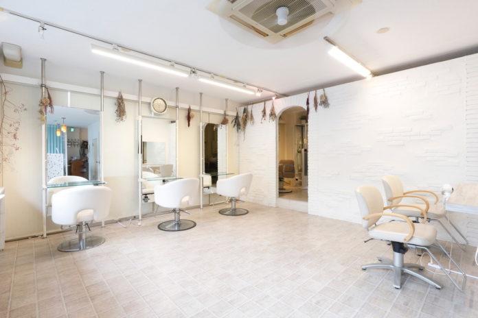 Hair Salon menta en Ebisu