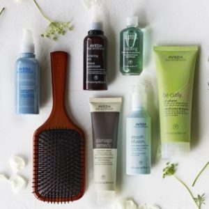 (Salon INSOLITE BEAUTE in Tokyo) recommended products 1 - AVEDA