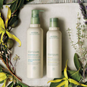 (Salon INSOLITE BEAUTE in Tokyo) recommended products 3 - AVEDA