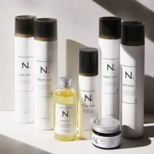 N. - hair styling products by professional hair brand Napla