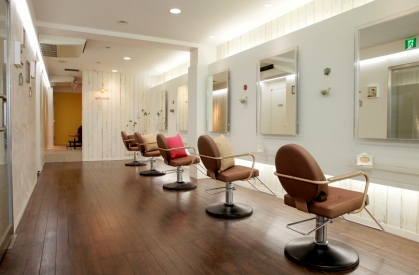 apish cherie Hair Salon in Ginza