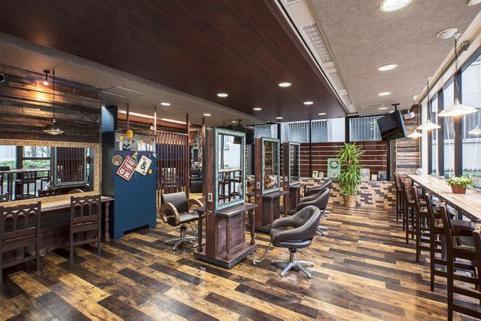 PIA Hair Salon โตเกียวชิบูย่า