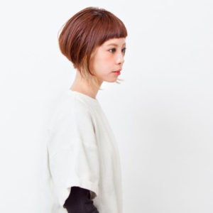 anak rambut salon di Tokyo
