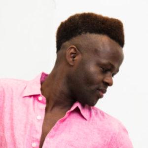 gaya rambut Jepang untuk pria- rambut keriting (oleh salon Boy Tokyo)