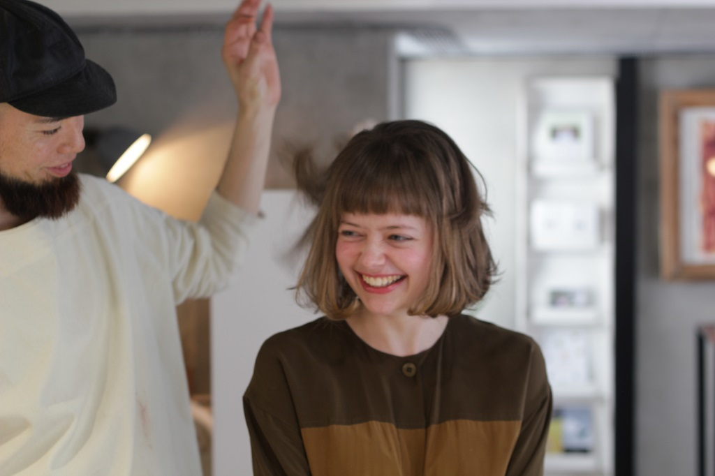 Jepang rambut salon Boy Tokyo - potong rambut & paket spa kepala - 7 - sesi menyenangkan styling