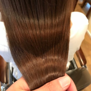 hair styles of ohana salon in Omotesando, Tokyo