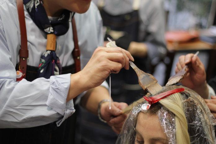 Allergies Gestion Hair Dye: Les symptômes et les Japonais Alternatives cheveux couleur