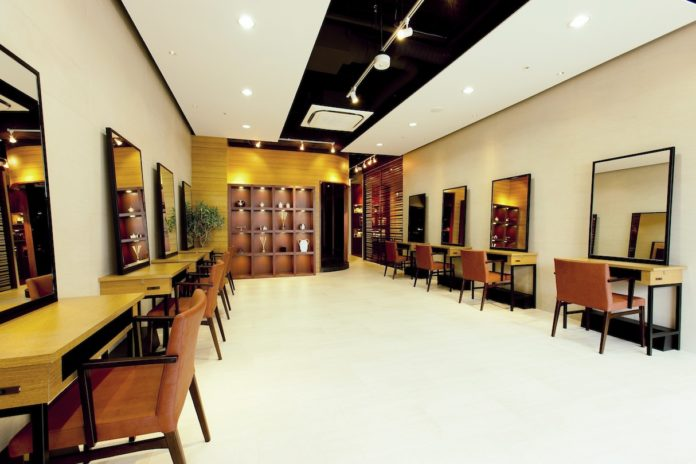 Ramie GINZA Hair Salon in Ginza