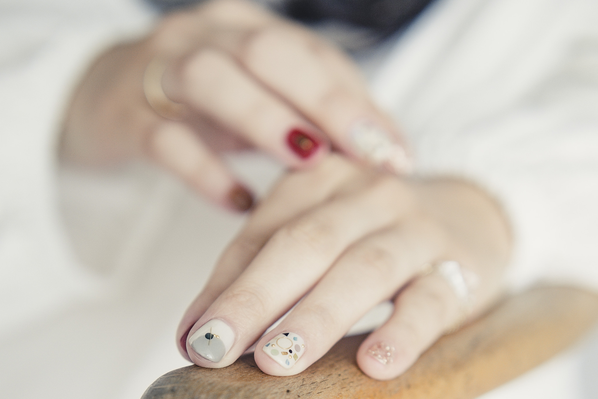 Experience Bespoke Hand Painted Japanese Nail Art in Tokyo