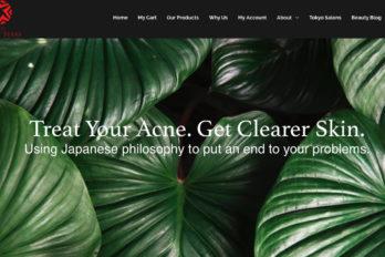 โตเกียวดาวความงามเปิดร้านค้าออนไลน์