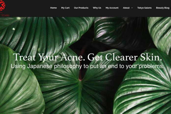 Tokyo Beauty Stars Mở cửa hàng trực tuyến