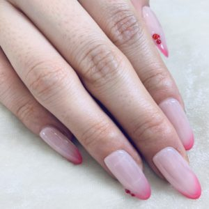 Sin Den, Gel Nail, English-speaking Nail Salon in Tokyo, Japan