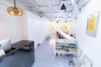 HY VỌNG Hair Salon ở Shibuya
