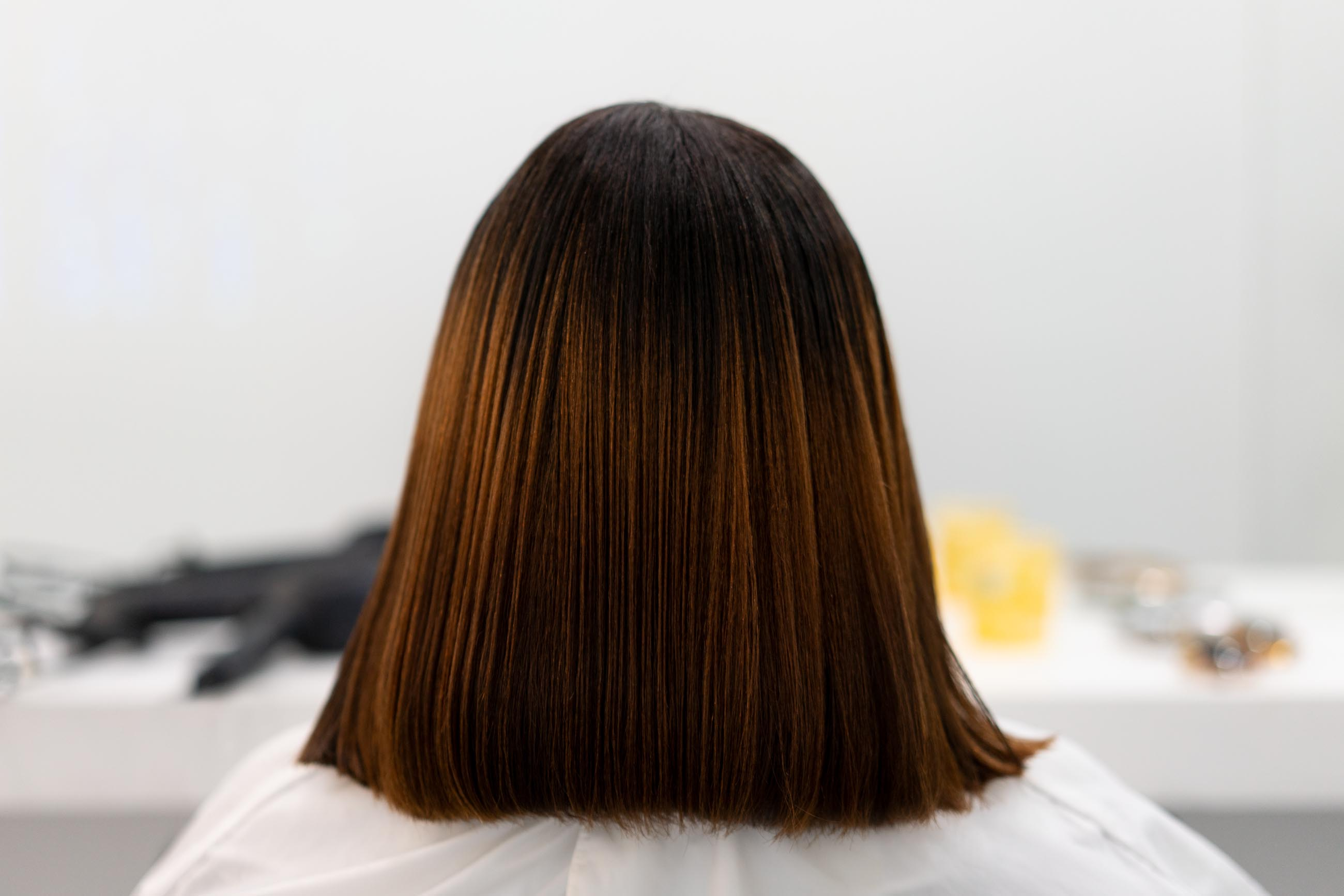 The Latest Japanese Hair Straightening Smoothing Treatment In Tokyo