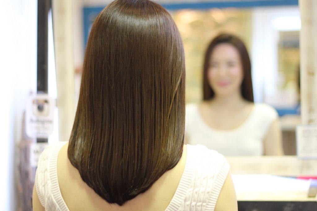 Tokio Inkarami hair treatment @ tokyo beauty stars